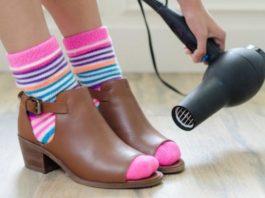 Если жмет, натирает и плохо пахнет: 10 способов решить серьезные проблемы с обувью