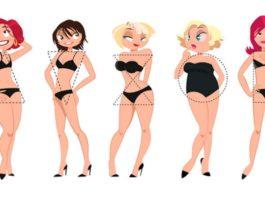 Как потерять вес, не теряя время, ориентируясь на тип фигуры