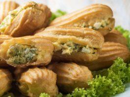 Картофельные эклеры — совершенно необычный рецепт