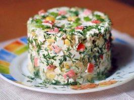 Топ-5 самых быстрых салатов