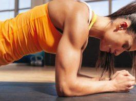 Трансформация за месяц: 5 эффективных упражнений на каждый день
