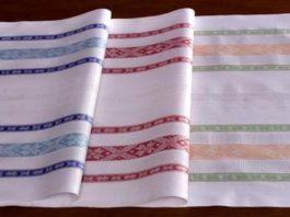 Постирайте полотенце с помощью этого способа, и все трудновыводимые пятна уйдут!