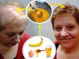 Лучший рецепт для роста волос, который лишает дара речи даже врачей!