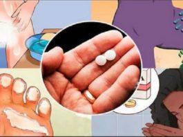 10 обалденных трюков с аспирином, которые каждая женщина должна знать