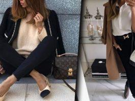 90 самых интересных и стильных образов 2018-19 из модных инстаграм блогов