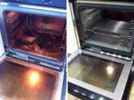 Кто ненавидит чистить духовку, полюбит этот прием. Сияющий блеск без лишних усилий