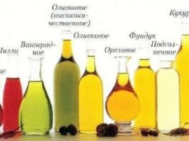 Растительные масла — информация о каждом. Сохрани, пригодится