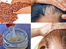 Семена льна для роста волос: готовим натуральный отвар и получаем пышную шевелюру