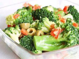 Сохрани себе. ТОП-8 рецептов очень полезных и низкокалорийных салатов с брокколи