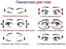Как можно улучшить зрение с помощью гимнастики для глаз