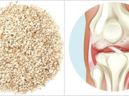 Семена кунжута: восстанавливают сухожилия уменьшают боль в суставах