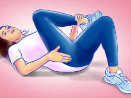 7 упражнений для здорового позвоночника за 7 минут. Боль улетучится моментально
