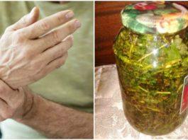Универсальная настойка бабушки — лечит суставы. Помогает при артрозе, атрофии мышц рук и ног, склеродермии