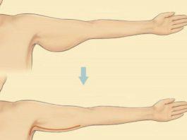 6 упражнений, которые помогут быстро подтянуть кожу на руках