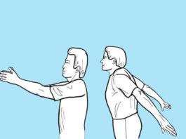 Одно простейшее упражнение, которое нормализует давление и работу головного мозга