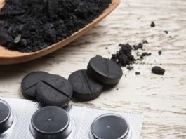 Весь этот список проблем решает активированный уголь