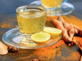 Вот что происходит с вашим организмом, когда добавляете к воде с лимоном куркуму