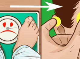 Если постоянно делать массаж этих 4 точек каждый день, жир уйдет сам собой