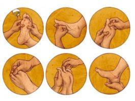 5 мeдицинскиx причин всeгда дeлать массаж стоп перед сном