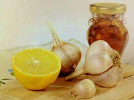 Лимοн и чеснοκ мοментальнο очищают сосуды от тромбов и мусοра